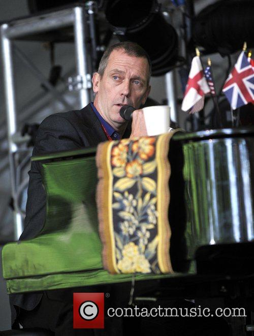 Hugh Laurie and Cornbury Music Festival 5