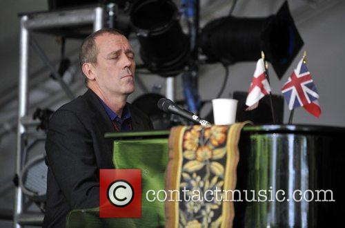 Hugh Laurie and Cornbury Music Festival 6