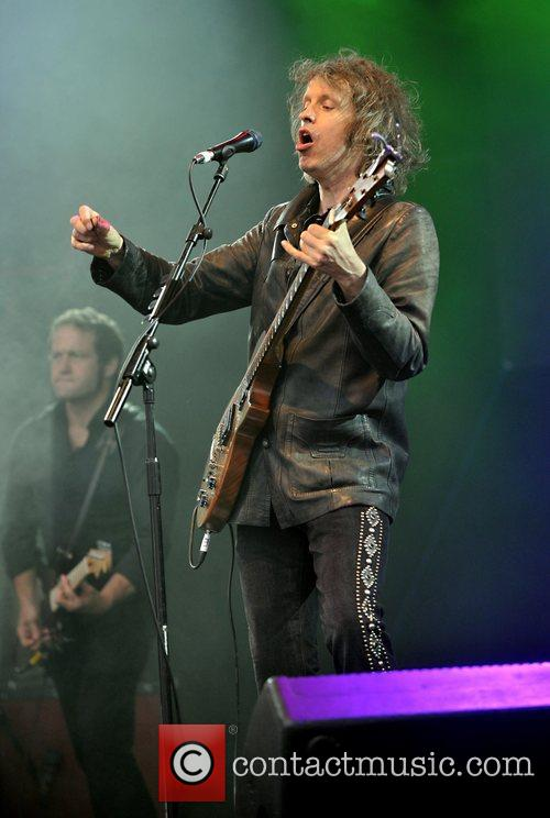 The Waterboys and Cornbury Music Festival 3