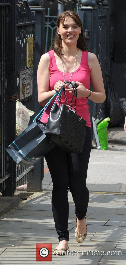 Kate Ford and Granada Studios 2