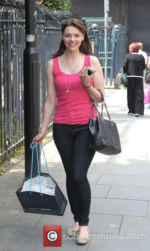 Kate Ford and Granada Studios 4
