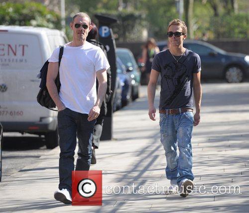 Ben Price and Jack P Shepherd 'Coronation Street'...