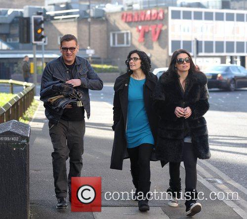 Chris Gascoyne, Alison King and Kym Marsh 3