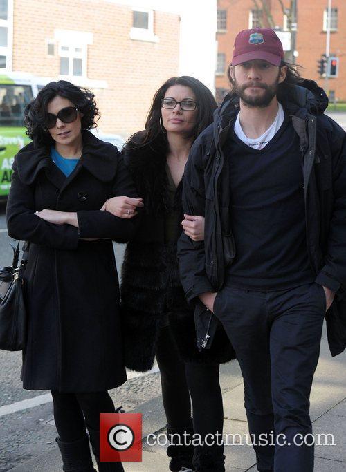 'Coronation Street' cast members return to Granada Studios...