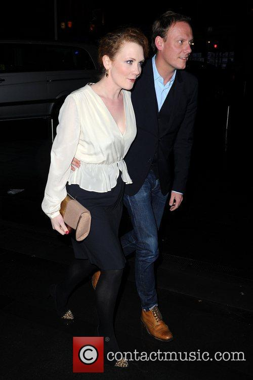 Antony Cotton and Jennie Mcalpine 4