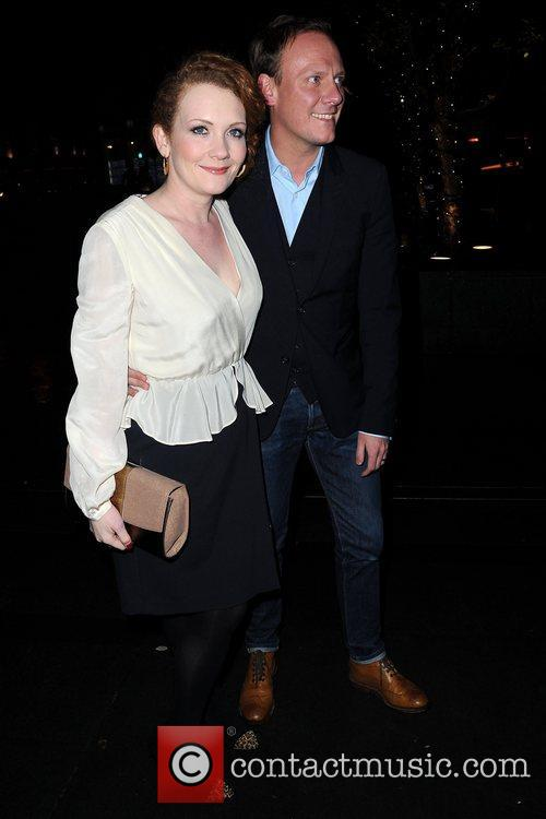 Antony Cotton and Jennie Mcalpine 3