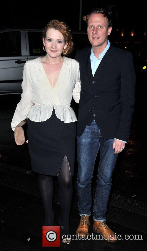 Antony Cotton and Jennie Mcalpine 2