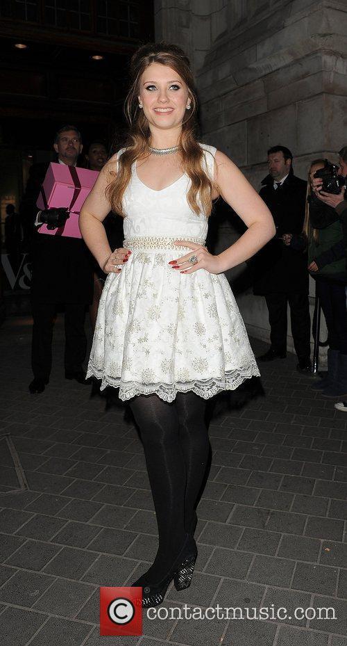X Factor contestant Ella Henderson Cosmopolitan Ultimate Woman...