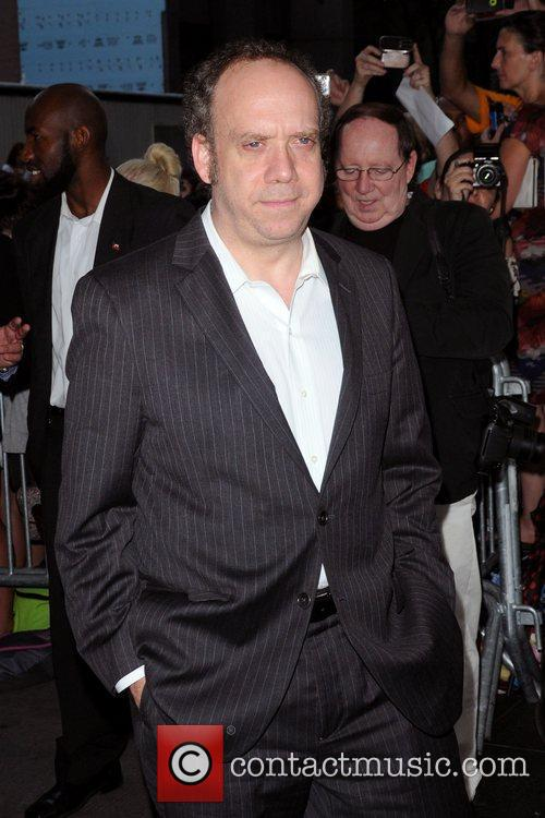 Paul Giamatti at the Cosmopolis premiere