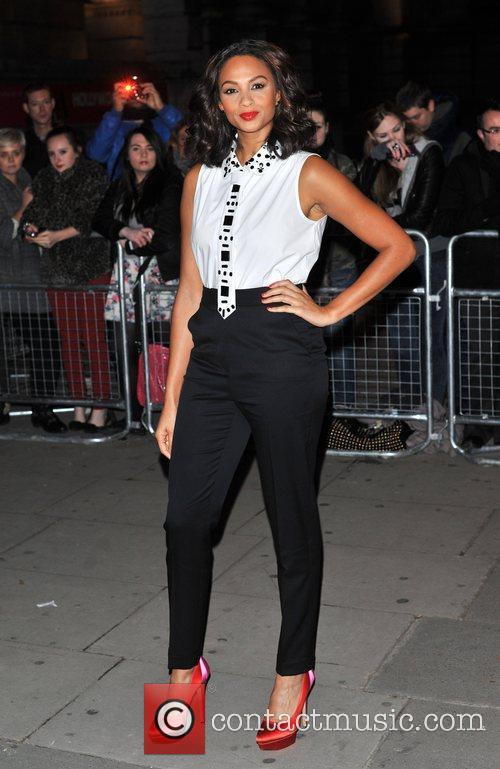 Alesha Dixon Cosmopolitan Ultimate Women Of The Year...