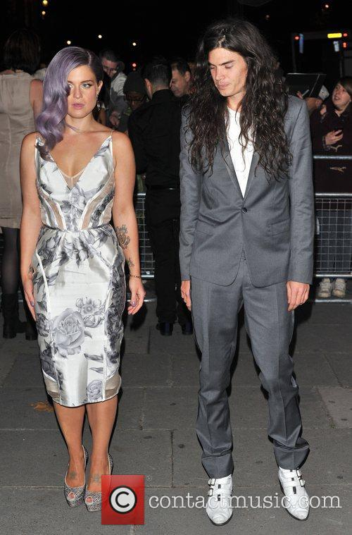 Kelly Osbourne and Matthew Mosshart Cosmopolitan Ultimate Women...
