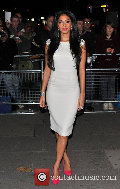 Nicole Scherzinger Cosmopolitan Ultimate Women Of The Year...