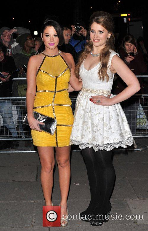 Tulisa Contostavlos and Ella Henderson Cosmopolitan Ultimate Women...