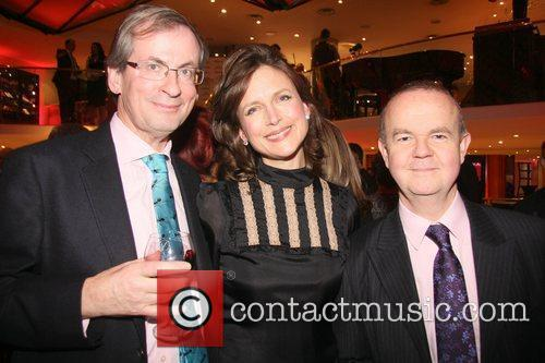 Katie Derham and Ian Hislop 10