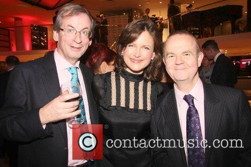 Katie Derham and Ian Hislop 11