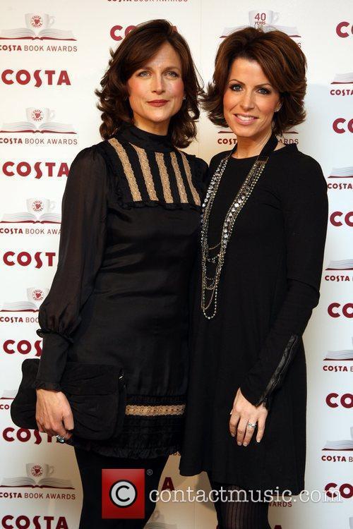 Katie Derham and Natasha Kaplinsky 2