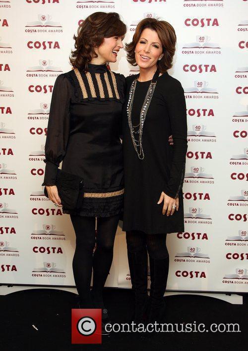 Natasha Kaplinsky and Katie Derham 2