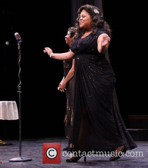 Adriane Lenox and Amber Riley 2