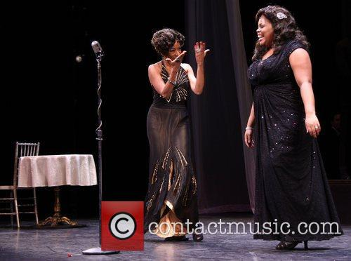 Adriane Lenox and Amber Riley 4