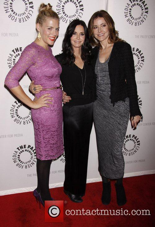 Busy Philipps, Christa Miller, Courteney Cox and Paley Center For Media 2