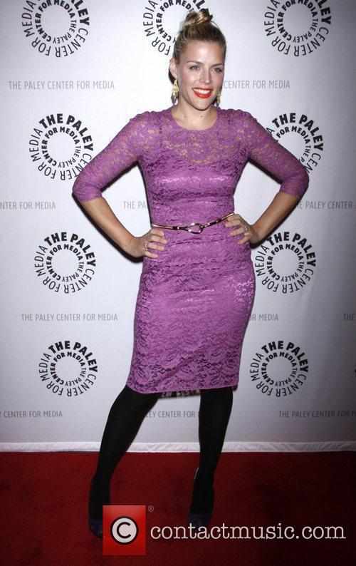 Busy Philipps, Dolce And Gabbana and Paley Center For Media 9