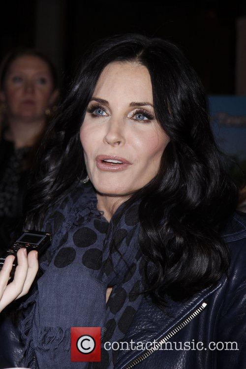 Courteney Cox and Paley Center for Media 2