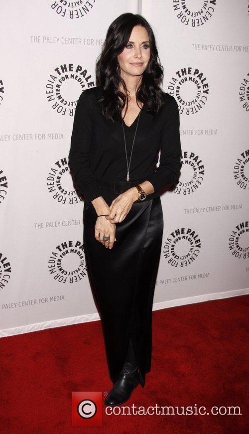 Courteney Cox and Paley Center for Media 4