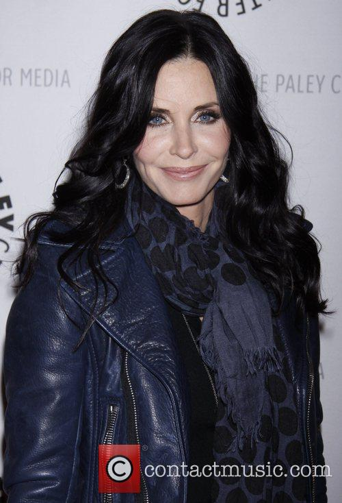 Courteney Cox and Paley Center for Media 5
