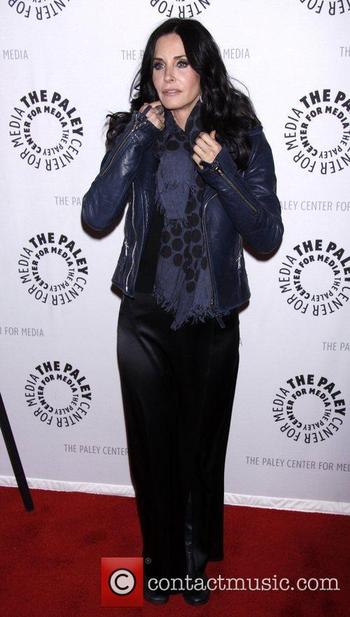 Courteney Cox and Paley Center for Media 6