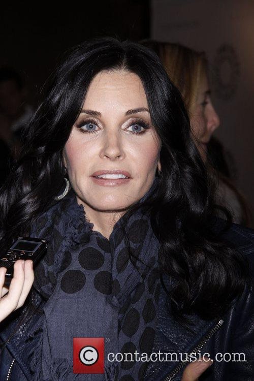 Courteney Cox and Paley Center for Media 7