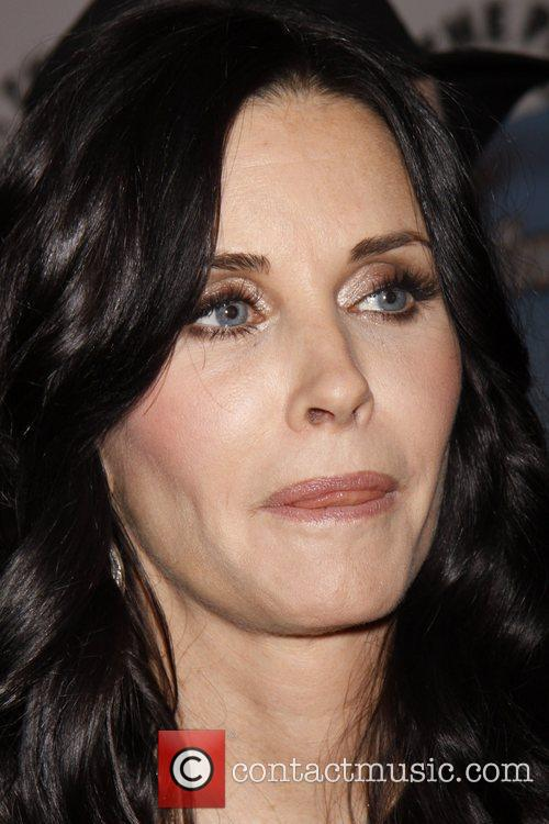 Courteney Cox and Paley Center for Media 8