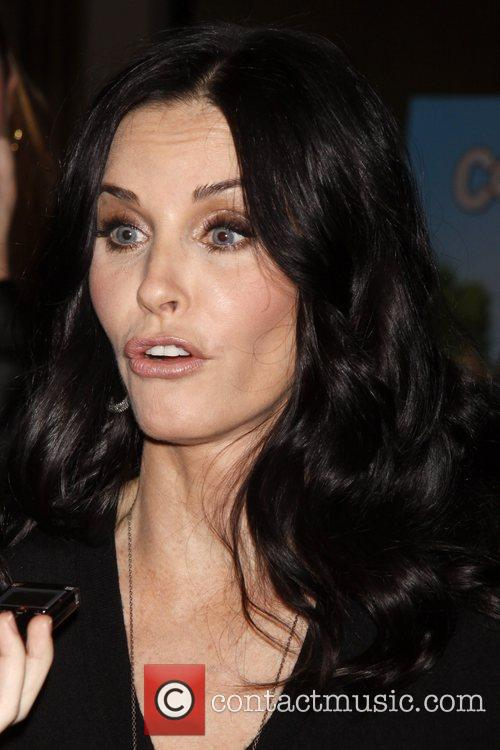 Courteney Cox and Paley Center for Media 9