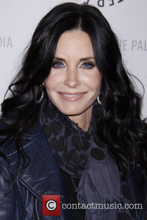 Courteney Cox and Paley Center for Media 10