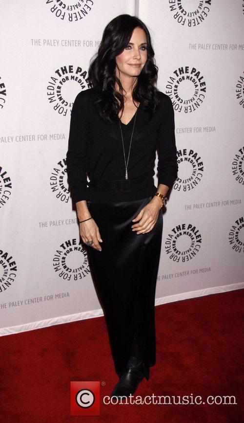 Courteney Cox and Paley Center for Media 11