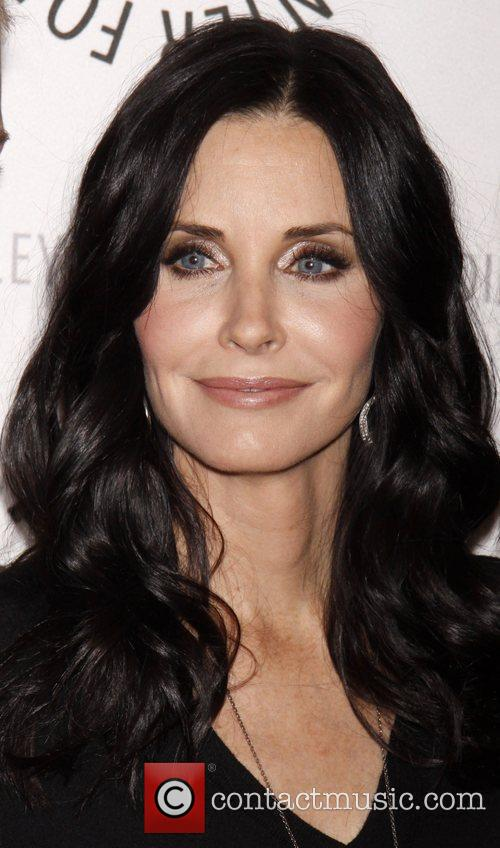Courteney Cox and Paley Center for Media 12