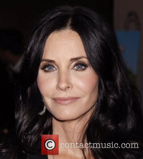 Courteney Cox and Paley Center for Media 13