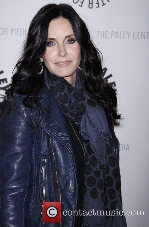 Courteney Cox and Paley Center for Media 14
