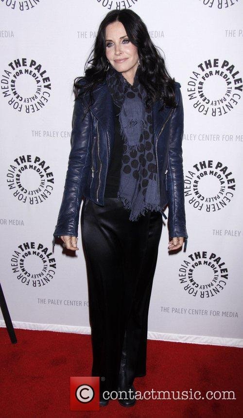Courteney Cox and Paley Center for Media 15