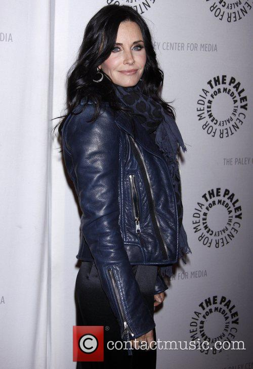 Courteney Cox and Paley Center for Media 16