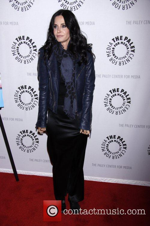 Courteney Cox and Paley Center for Media 18