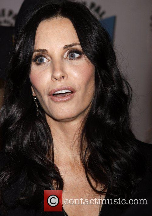 Courteney Cox and Paley Center for Media 20