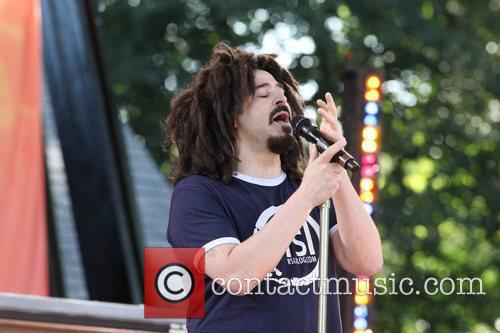 Adam Duritz and Counting Crows 3