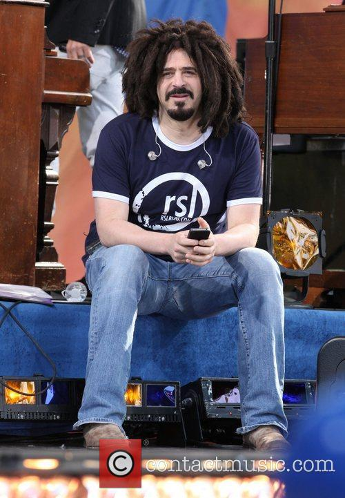 Adam Duritz and Counting Crows 5