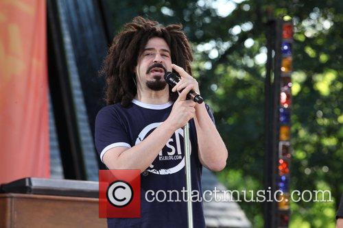 Adam Duritz and Counting Crows 9