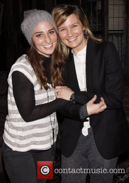 Sara Bareilles and Jennifer Nettles 7