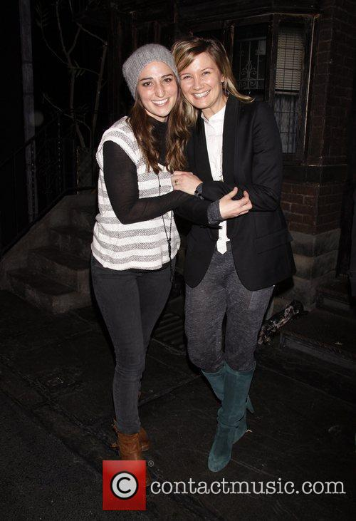 Sara Bareilles and Jennifer Nettles 8