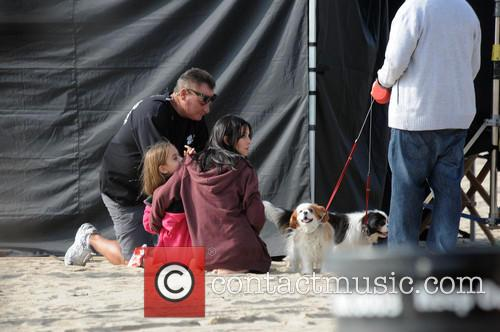 Courteney Cox, Brian Van Holt, Cougar Town and Venice Beach 10