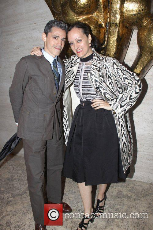 Ruben Toledo, Isabel Toledo 2012 Couture Council for...