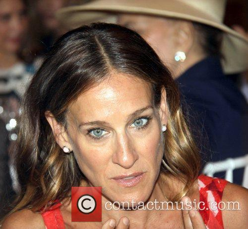 Sarah Jessica Parker 2012 Couture Council for the...