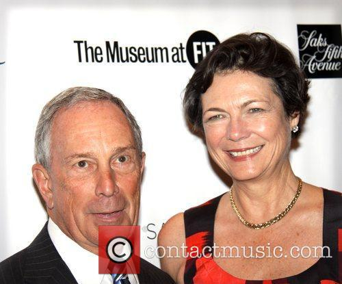 Mayor Michael Bloomberg, Diana Taylor 2012 Couture Council...